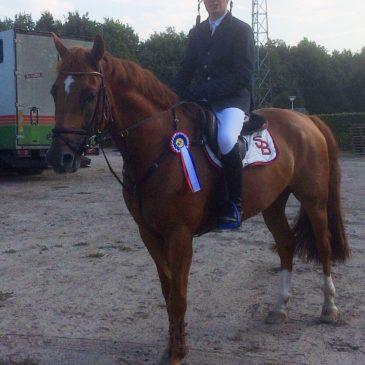 Jos & Happy Brugal 3e op de Drentse kampioenschappen